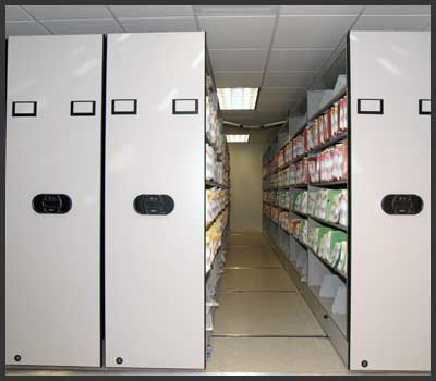 Electric Filing Storage